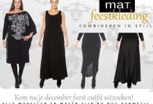 Grote maten feestkleding van Mat Fashion